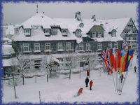 Ferienwohnungen Pforte 3 - Winterberg