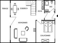 Ferienhaus Seespatz -online buchbar- - Heringhausen