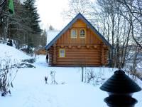 Kanadische Blockhäuser Winterberg - Elkeringhausen